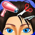 Real Hair Salon - Girls games icon