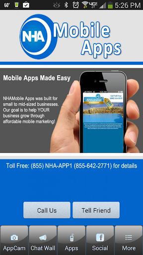 NHAMobile Apps