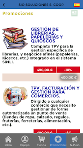 Sio Soluciones screenshot 1