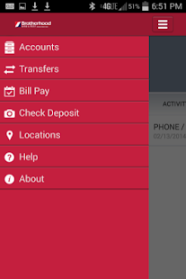 Brotherhood Mobile Banking- screenshot thumbnail