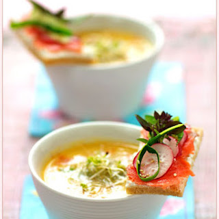 Broccoflower Soup