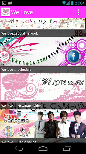 We Love 92 FM