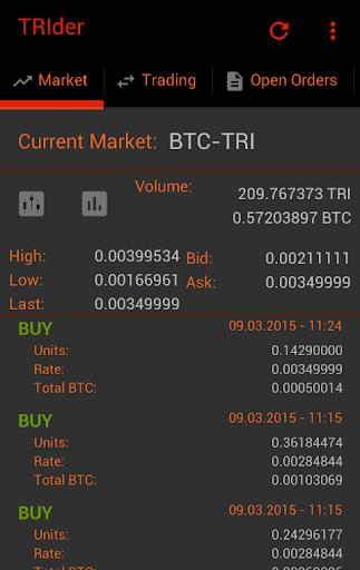 TRIder Open Beta