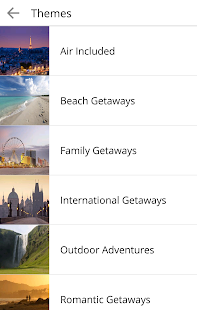 Getaways by Groupon Screenshot 2