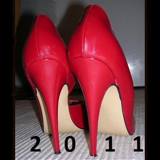 Shoes&Pantyhose Calendar 2011 LOGO-APP點子