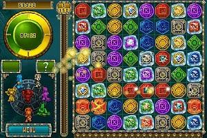 Screenshot of Treasures of Montezuma 2