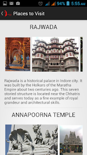 Indore Info- screenshot thumbnail