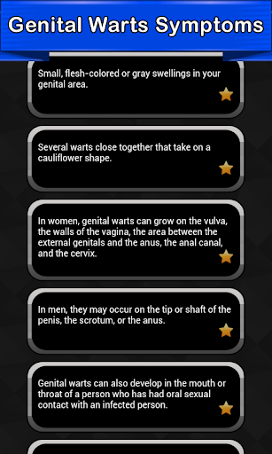 玩醫療App|Genital Warts Symptoms免費|APP試玩