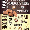Chocolate Theme for ssLauncher