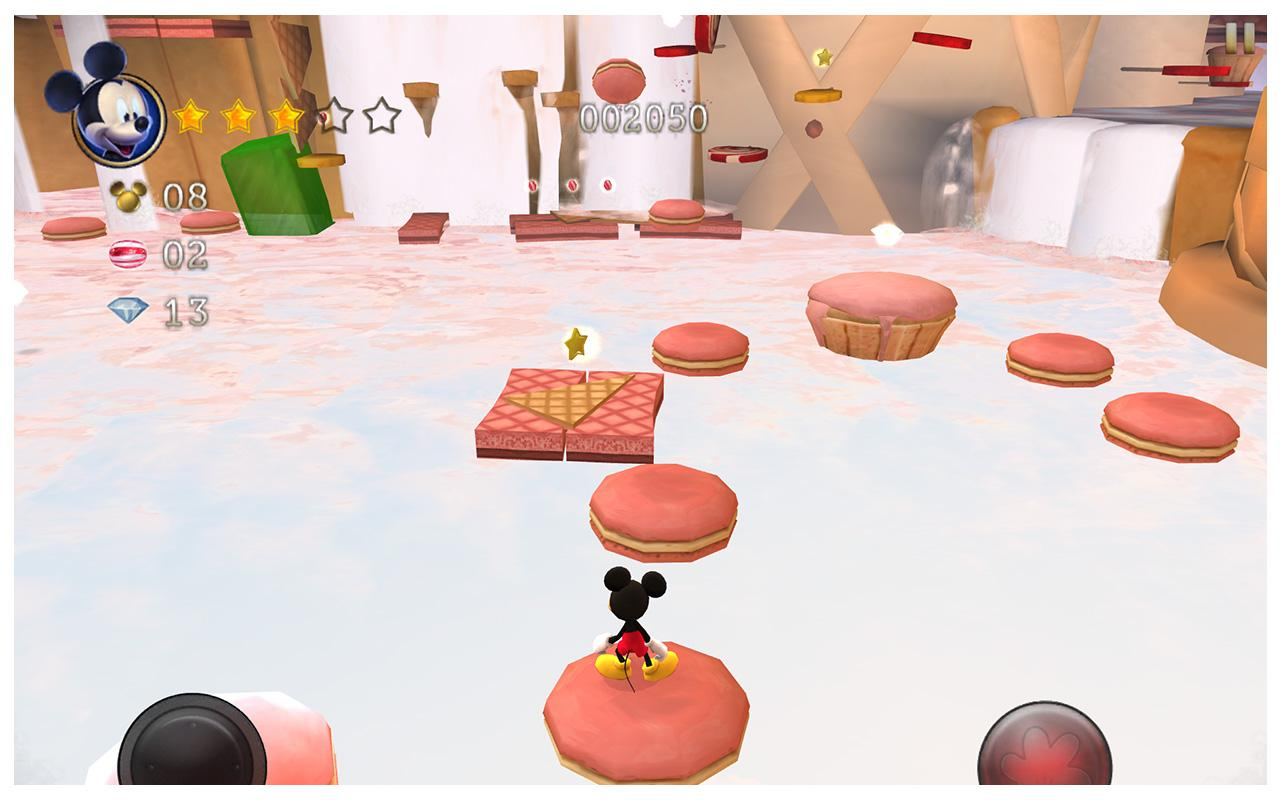 Castle of Illusion screenshot #2