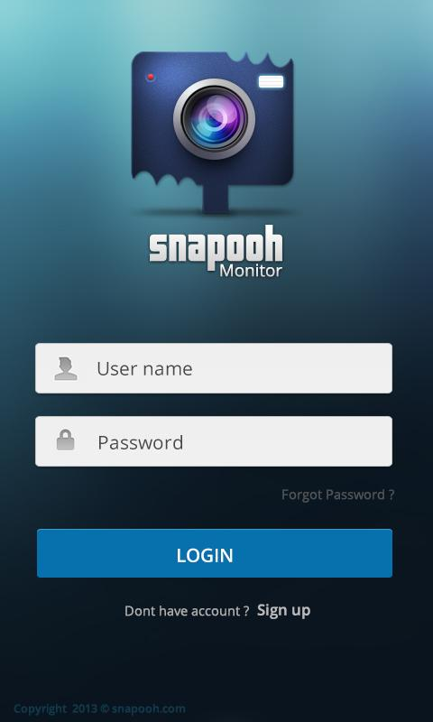 Snapooh Monitor - screenshot
