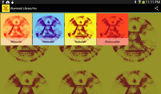 Illuminati Library Pro