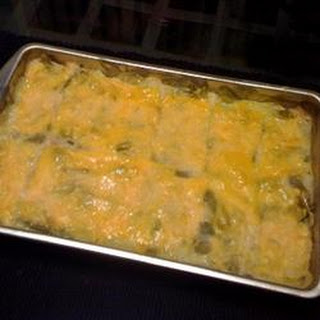 Green Bean and Potato Casserole