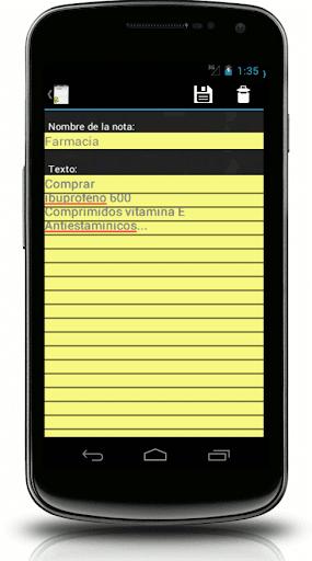 【免費工具App】Anotadroid-APP點子
