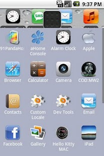iPhone OS 4.0 HD Theme - screenshot thumbnail