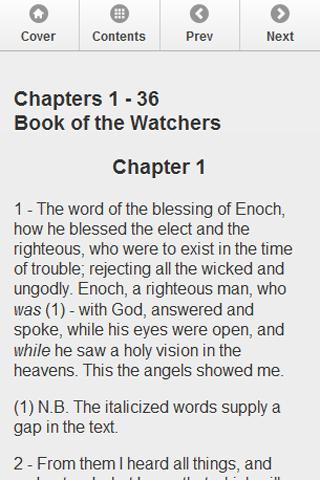 The Book of Enoch - scriptural-truth.com