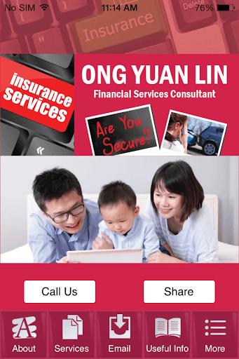 Ong Yuan Lin Financial Service