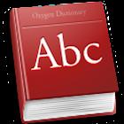 Dictionary Offline icon