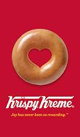 Screenshot of Krispy Kreme Rewards