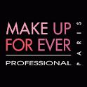 MAKE UP FOR EVER Pocket Studio logo