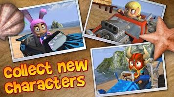 Screenshot of Beach Buggy Blitz