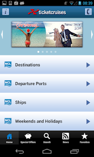 Ticketncl - Cruises- screenshot thumbnail