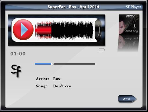 SuperFan Rox 05-2014 1.0.1 screenshots 2