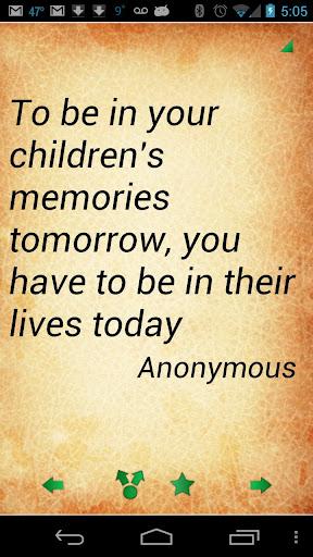 Parenting Quotes Pro