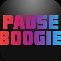 Pauseboogie fra Gigtforeningen logo