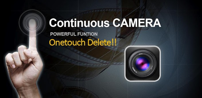 Fast Burst Camera-Black Screen apk