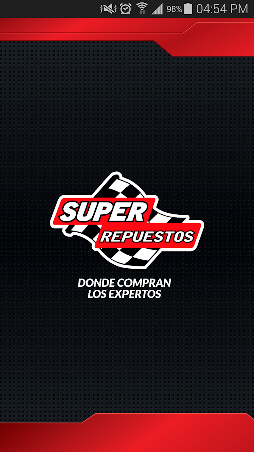 Super Repuestos App- screenshot