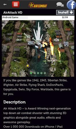 Air Combat Games 1.0 screenshot 68078