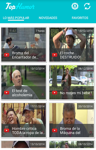 Top Humor: videos chistes...
