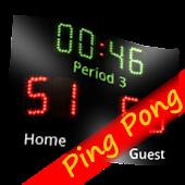 Scoreboard PingPong ++