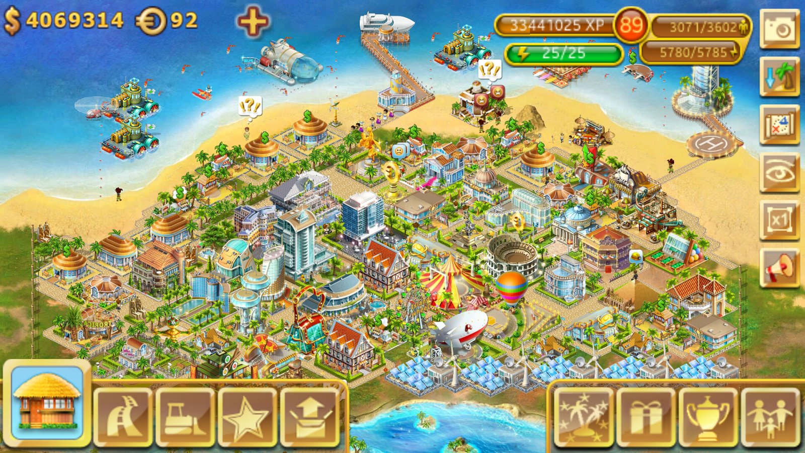 paradise island 2 paradise island android apps on play 30204