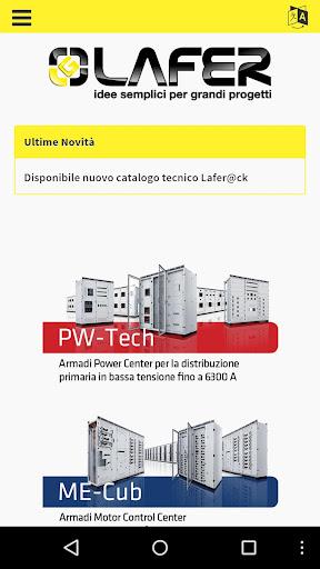 LAFER - Quadri Elettrici