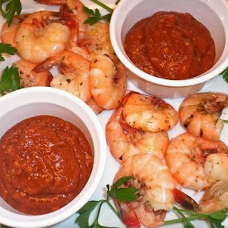 Cajun Shrimp Cocktail