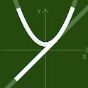 y=x icon