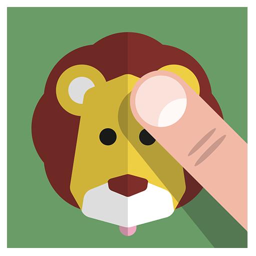 教育の野生動物 LOGO-記事Game