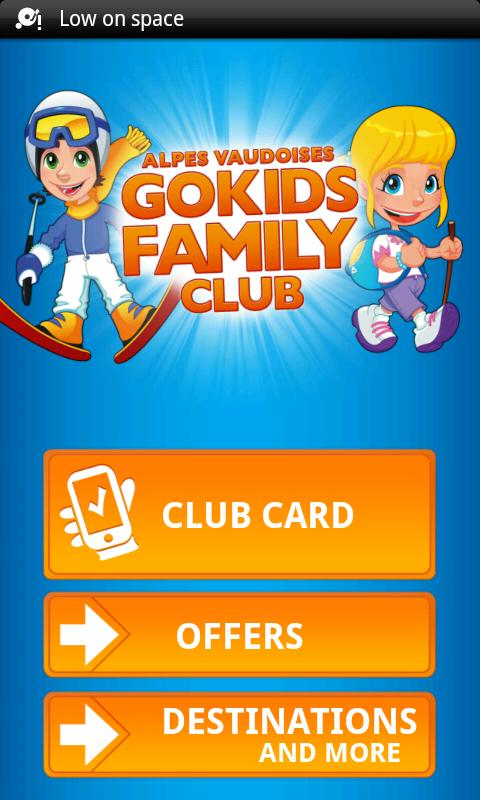 GoKids Family - screenshot