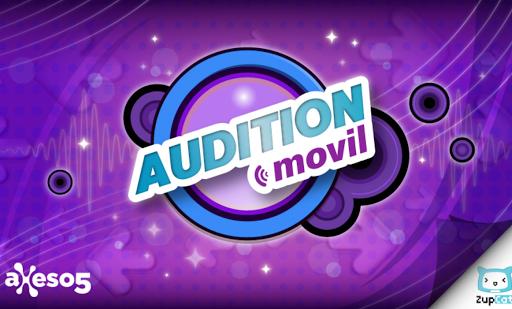 Audition Movil Juego de baile