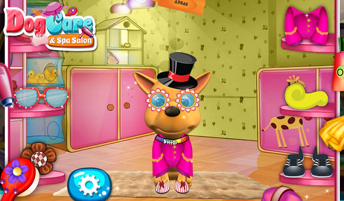 Dog Care & Spa Salon - screenshot