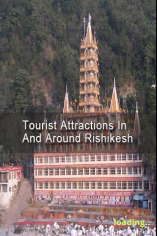 Tourist Attractions Rishikesh