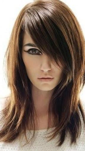 ็Hair Style For Long Hair