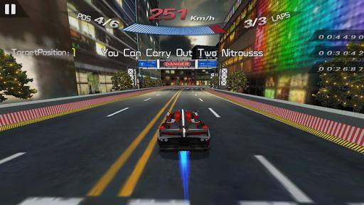模拟器:城市交通夜