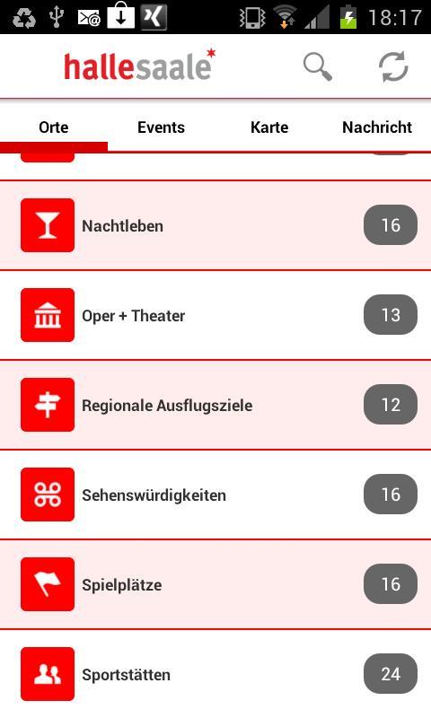 Halle (Saale)- screenshot