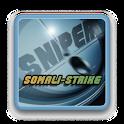 Sniper Somali Strike logo