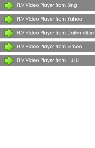 FLV Video Player Tip