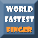 World's Fastest Finger(Typing) logo
