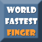 World's Fastest Finger(Typing)